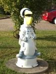 Space Pelican Art