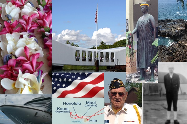 Comphoppers Hosted Memorial Cruise to Pearl Harbor