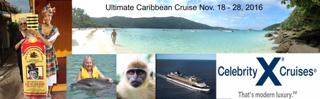 Ultimate Caribbean Cruise Nov.18-28