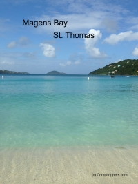 Magens Beach St. Thomas