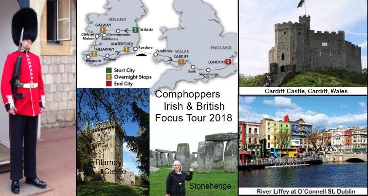 Comphoppers Irish British Focus Tour image